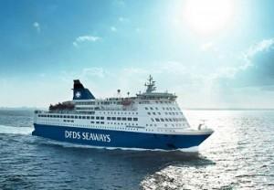 Viajar de barco ate a Noruega