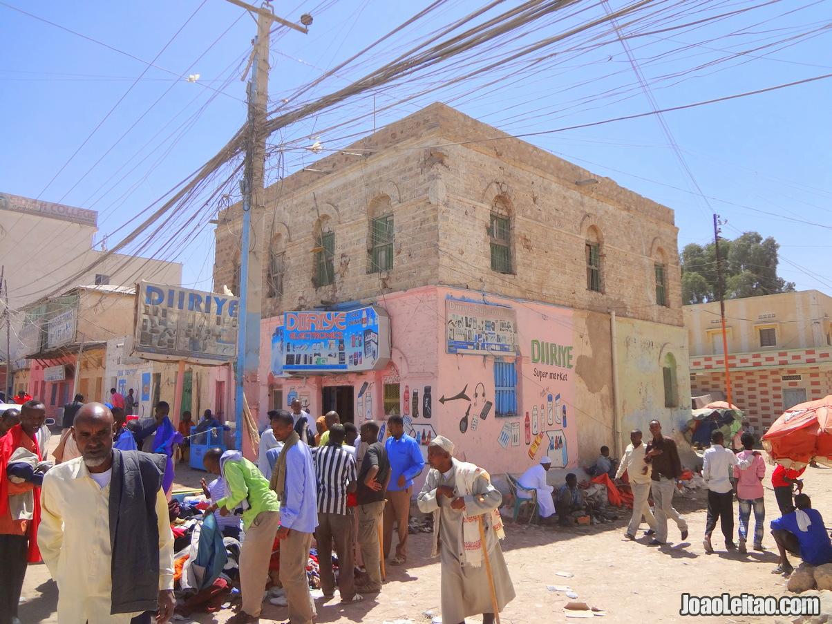 HARGEISA, SOMALILÂNDIA