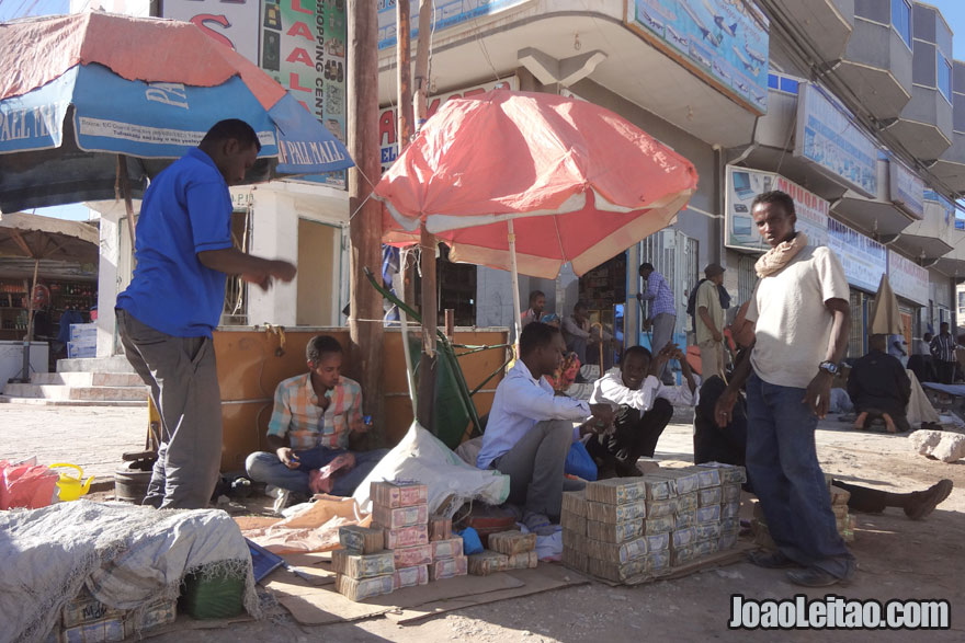 Vendedores de dinheiro em Hargeisa, Visitar a Somalilândia