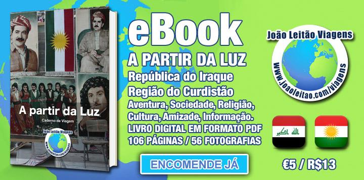 Livro ebook viagens