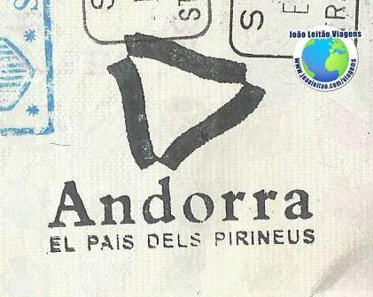 Carimbo Andorra