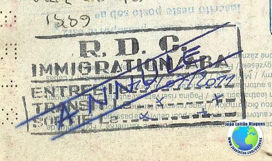 Stamp DRC