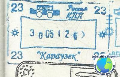 Stamp Russia (car)
