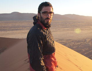 Loic Pedras - Rubrica: Quem viaja