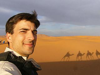 Mateus Brandao - Rubrica: Quem viaja