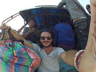 Vasco Castanheira Entrevista Viagens