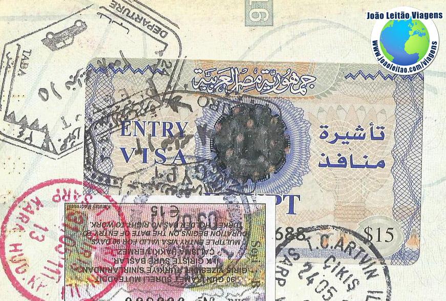 Visa Egypt (airport)