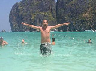 Vitor Martins - Rubrica: Quem viaja
