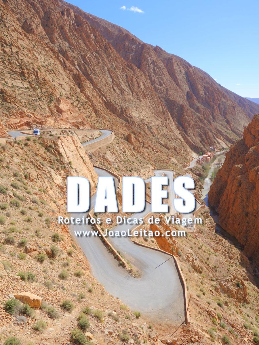Gorges du Dades
