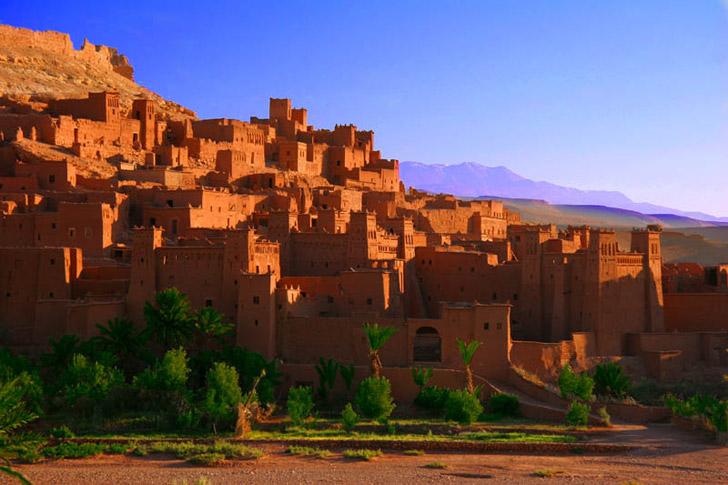Ksar of Ait Benhaddou in Ouarzazate