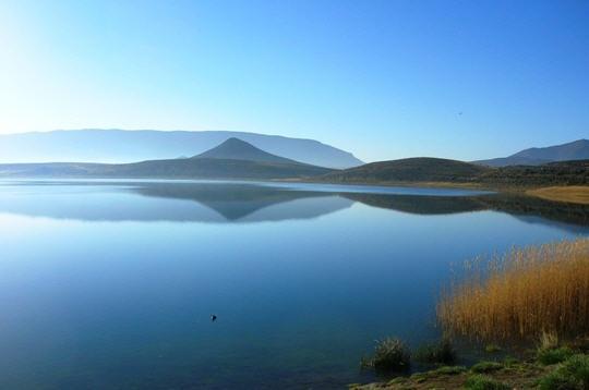 Imilchil Lakes