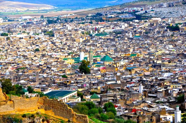 Fez old Medina