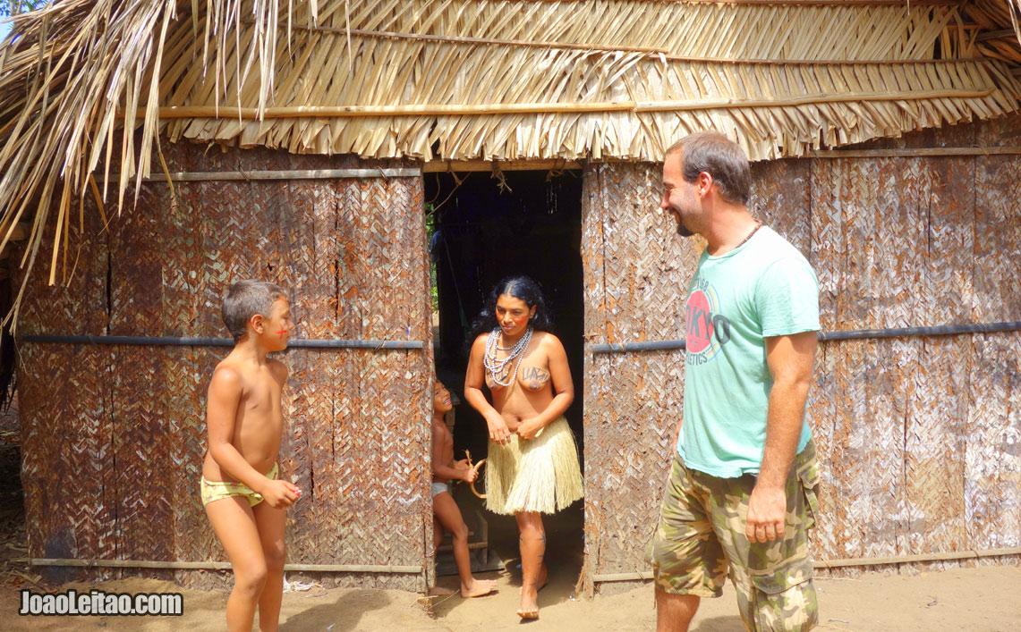Rio Negro Comunidade Tatuyo Brasil