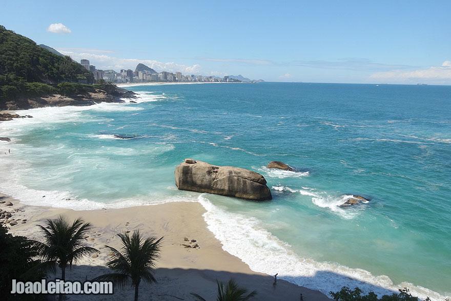 Rio de Janeiro, Visitar o Brasil