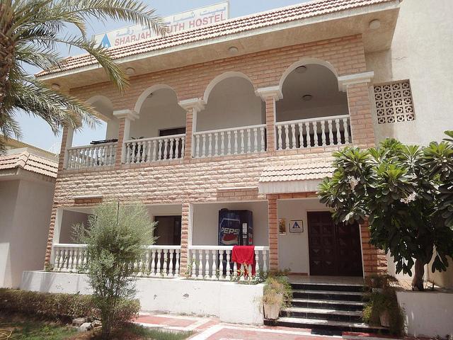 Hostel em Sharjah Emirados Árabes Unidos