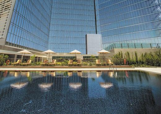 Hotel Oberoi no Dubai