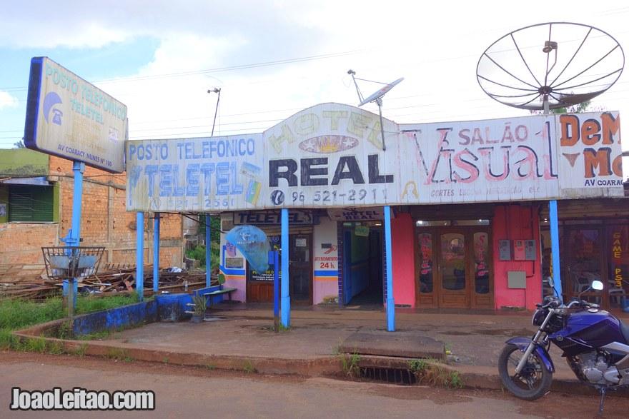 Hotel Real em Oiapoque