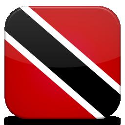 Bandeira Trinidad e Tobago