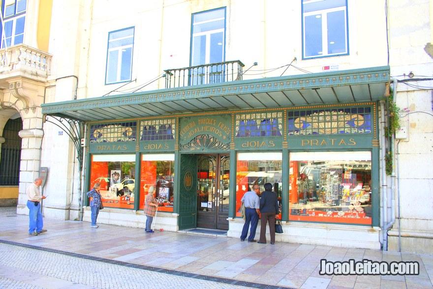 Foto de Loja decoração Art Deco na Baixa de Lisboa