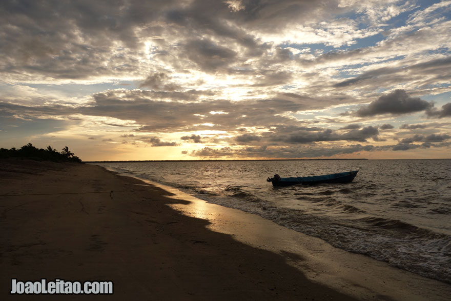 Praia de Awala Yalimapo, Visitar a Guiana Francesa