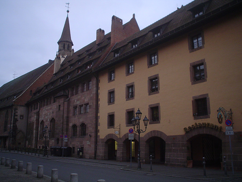 Fotografias de Nuremberga Alemanha