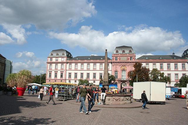 Fotografias de Darmstadt Alemanha