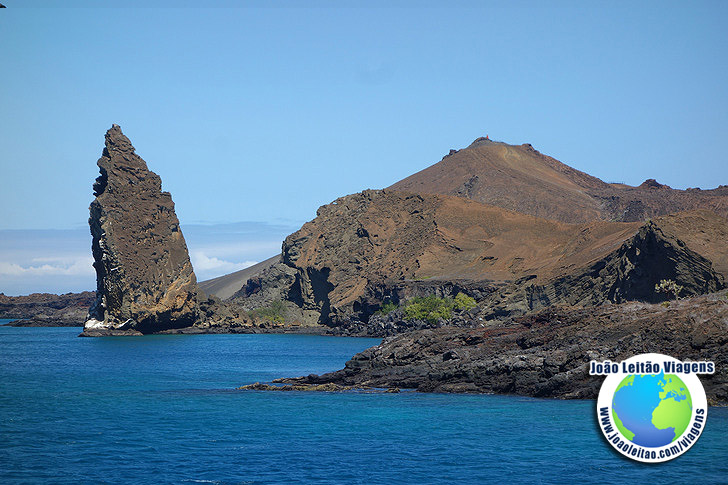 Fotografia da Ilha de Bartolome, Galapagos Equador