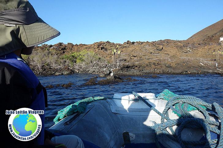 Ilha Bartolome Galapagos