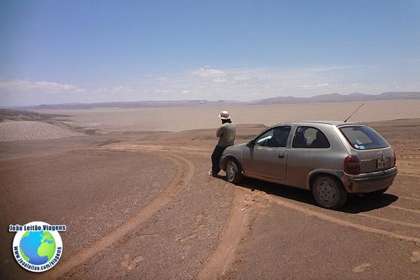 Gran Salar Deserto de Sal no Chile