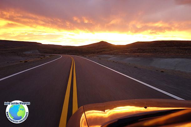 Conduzir / Dirigir na América do Sul – Equador até Terra do Fogo