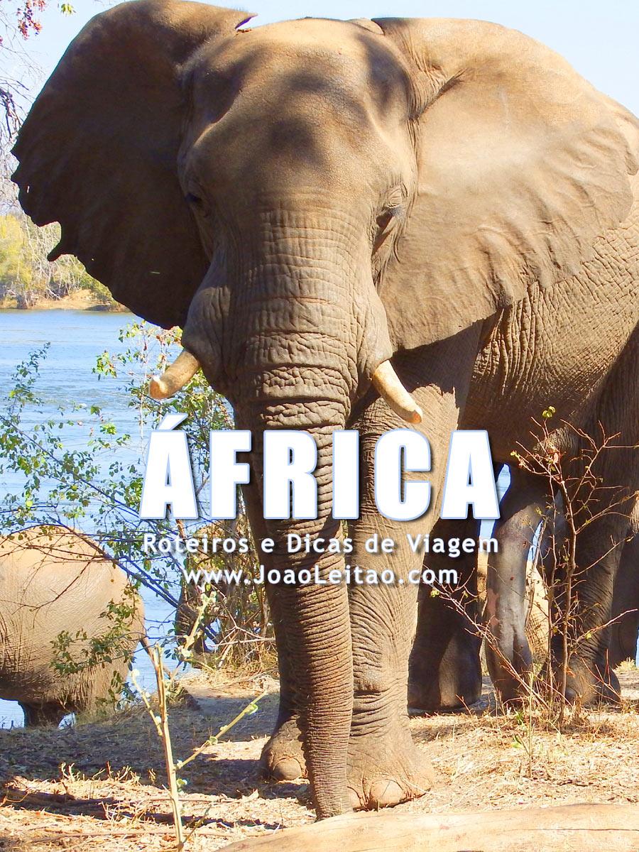 Destinos para Viajar em África