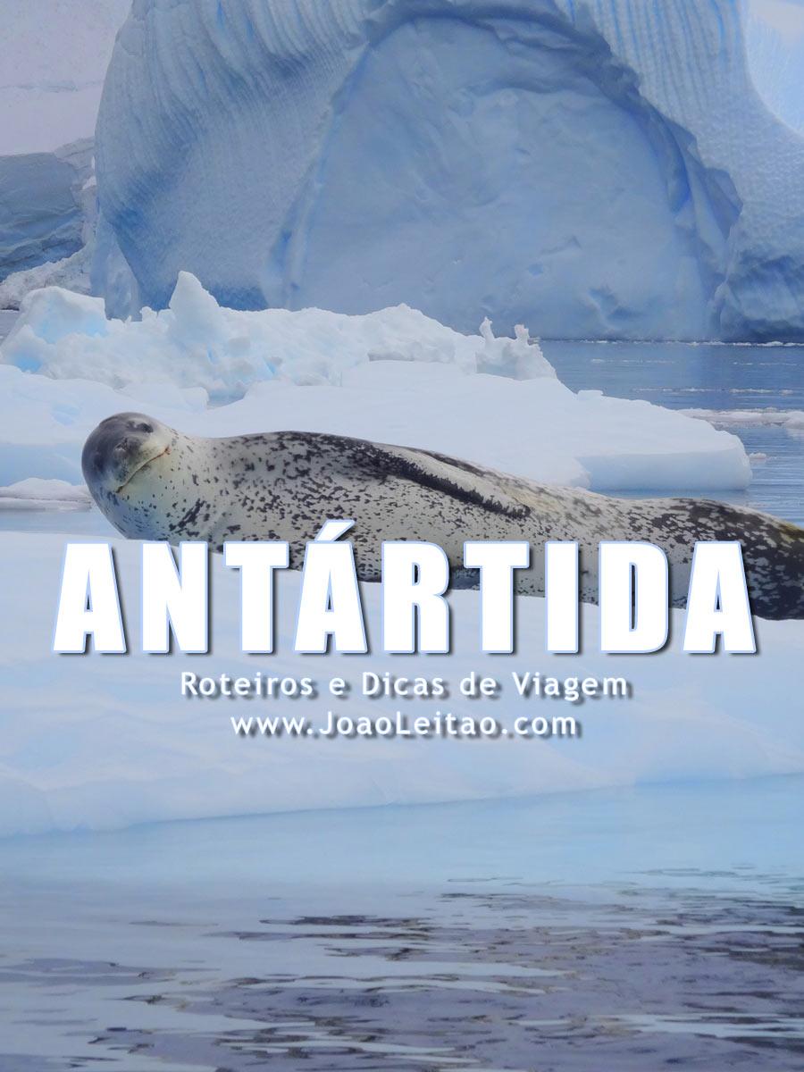 Destinos para Viajar na Antártida