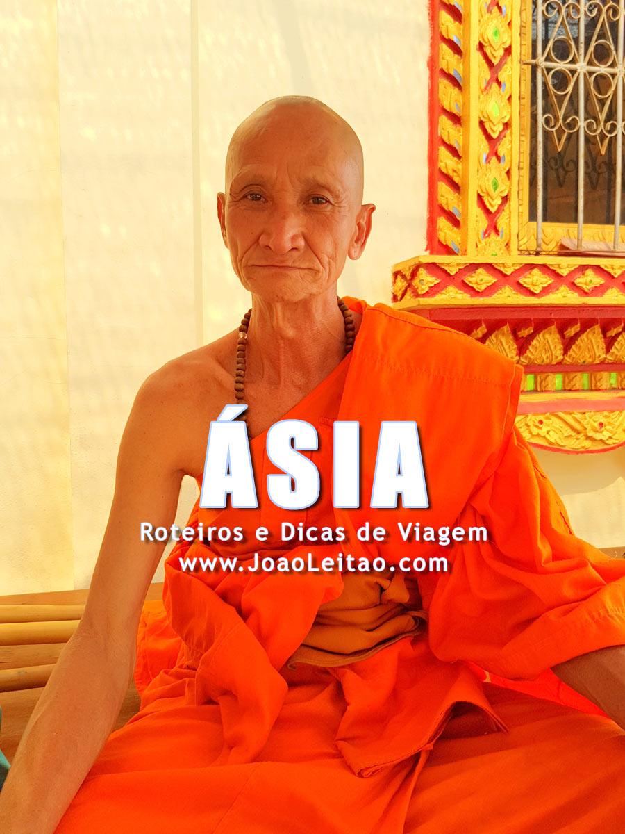 Destinos para Viajar na Ásia