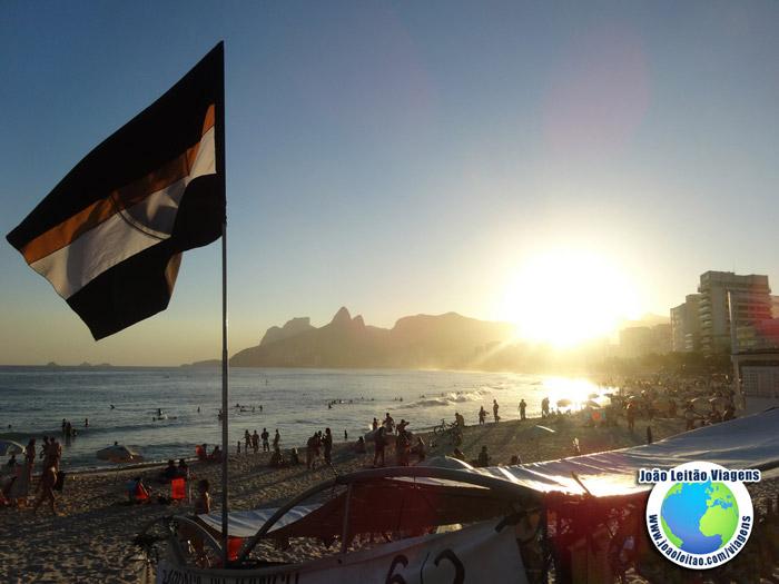 Pôr do Sol em Ipanema, Rio de Janeiro