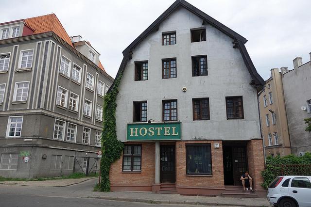 Pousada da Juventude em Gdasnk, Polónia