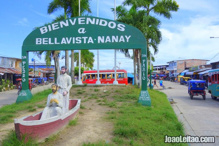 Bellavista Nanay Peru
