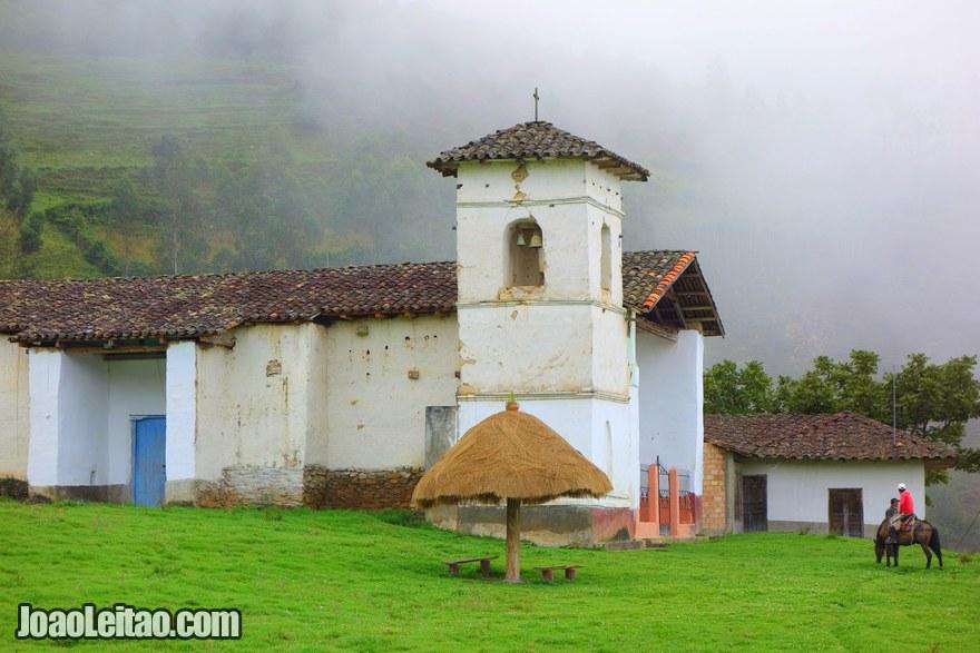 Cerro Olán Peru