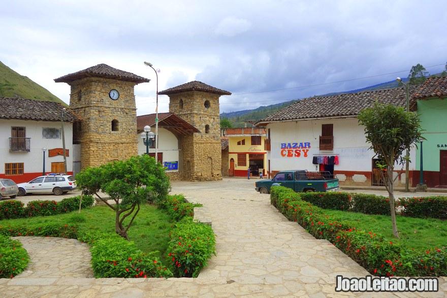 Leymabamba Peru