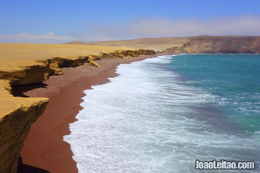 Playa Roja Peru