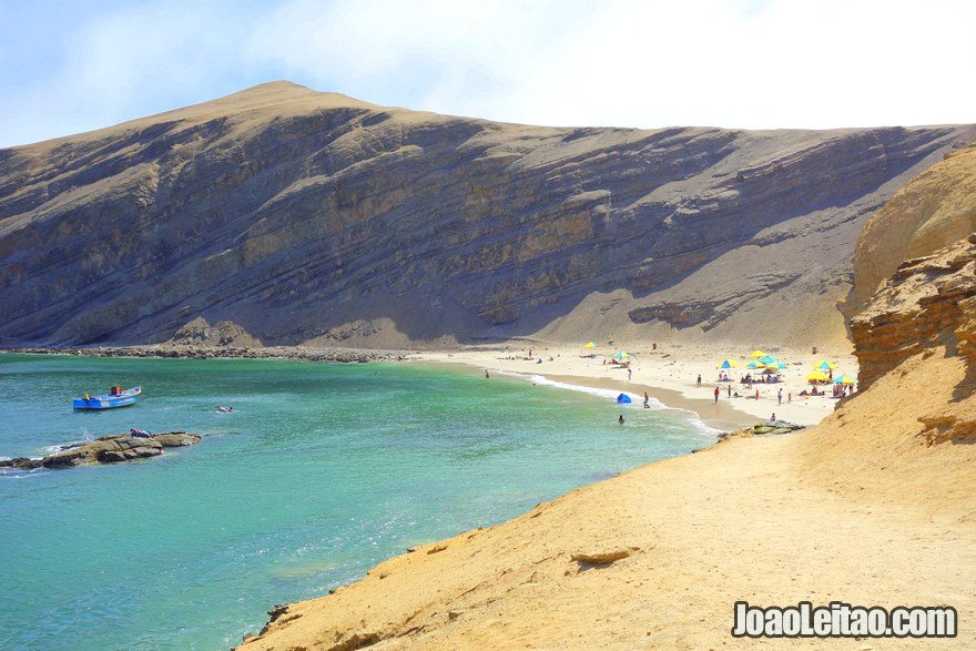 Playa la Mina Peru