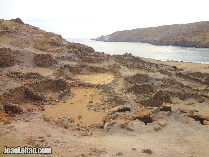 Quebrada de la Vaca Peru