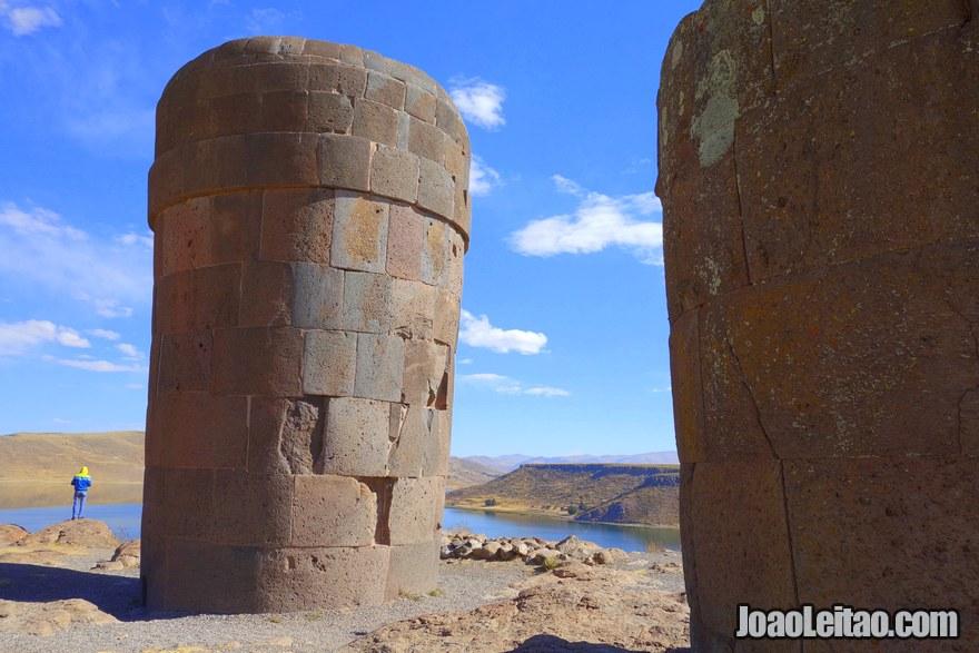 Sillustani Peru