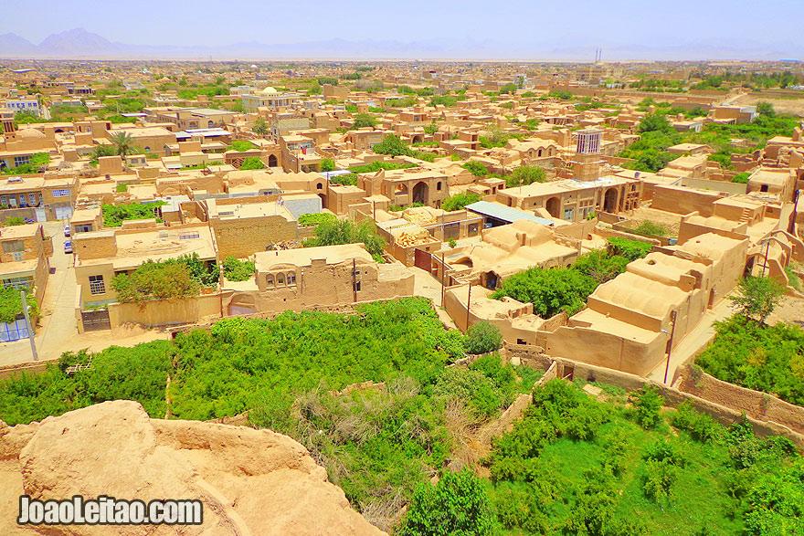 Cidade antiga de Meybod