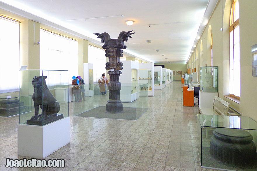 Museu Nacional em Teerão