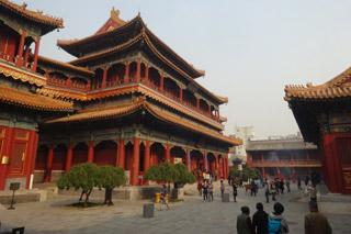 Templo Lama em Pequim - Viagem China