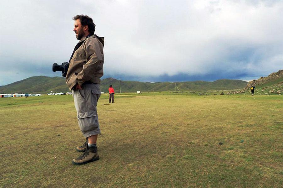 Agostinho Mendes Entrevista Viagens