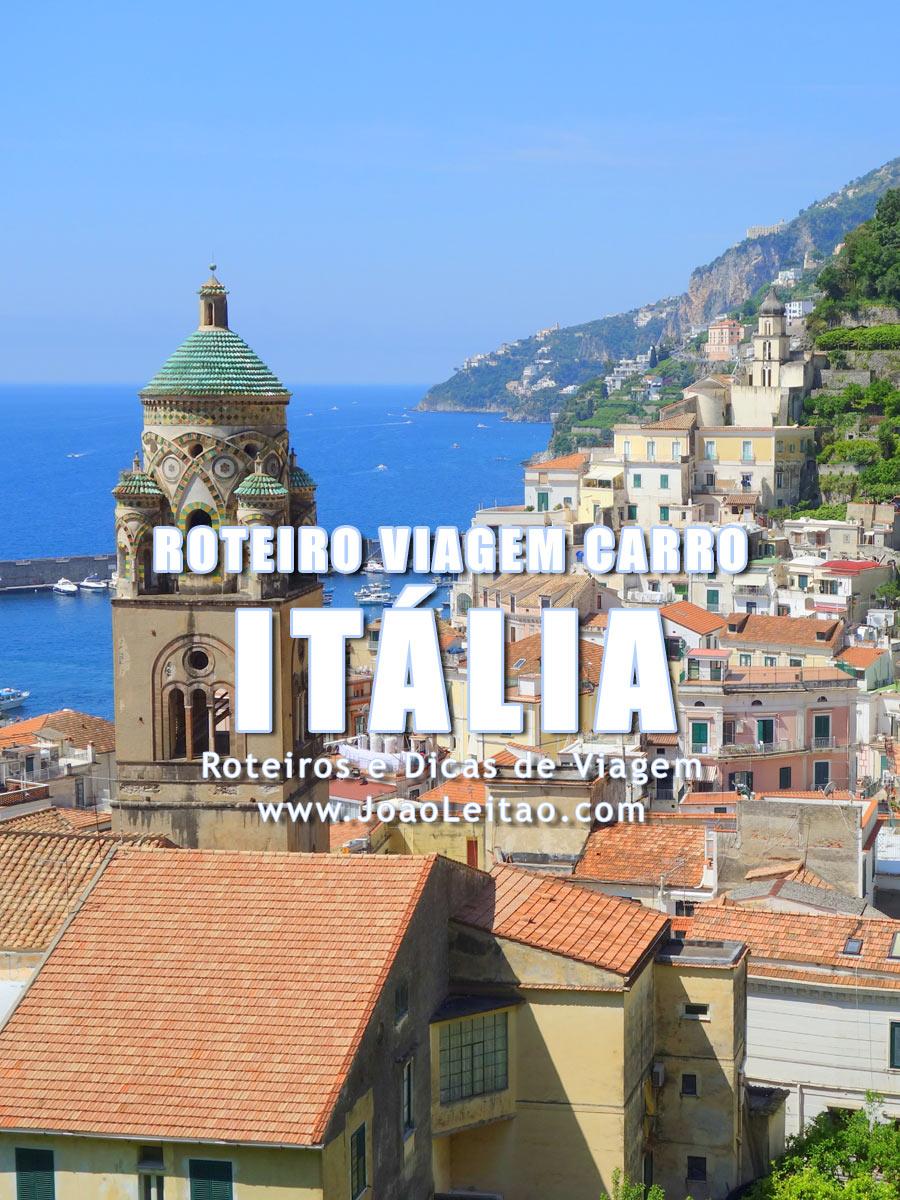 Roteiro de Viagem de carro por Itália e San Marino – Veneza a Roma