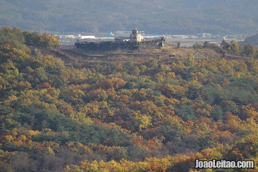 Bases militares Sul Coreanas