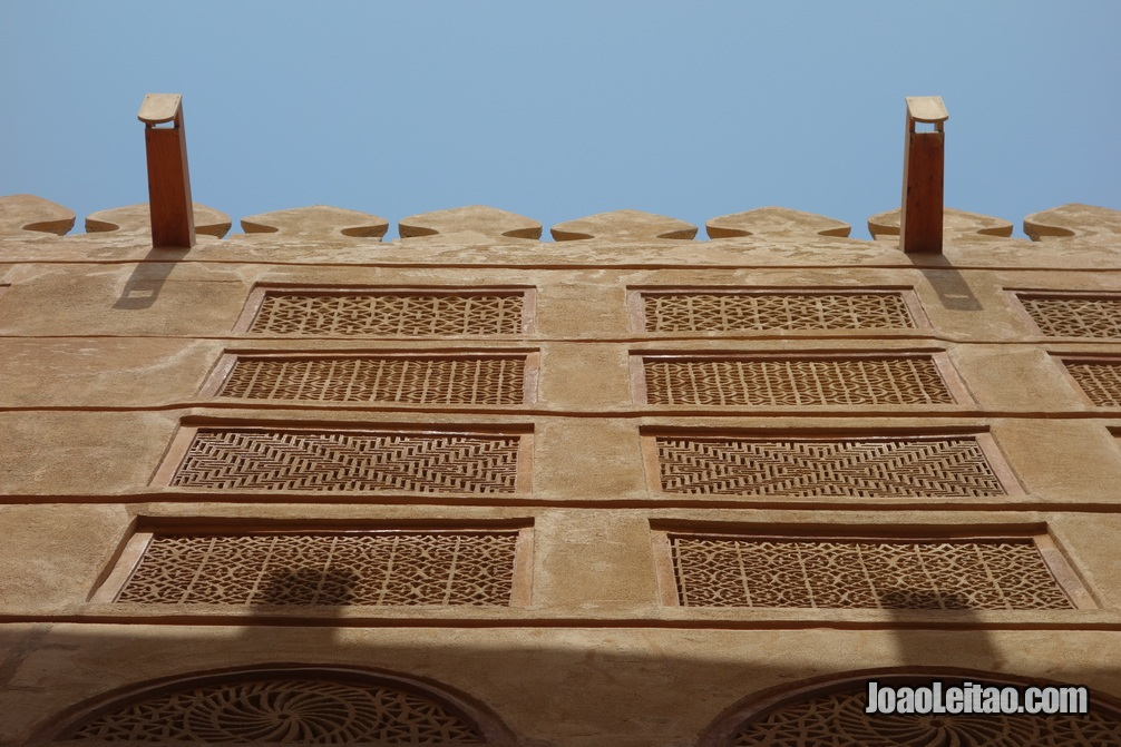 Casa da Família Siyadi na Ilha de Al Muharraq, no Barém