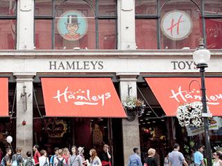 Loja Hamleys em Londres